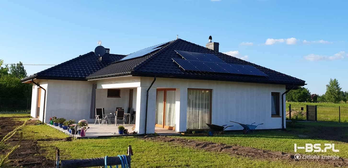 elektrownia słoneczna dla domu