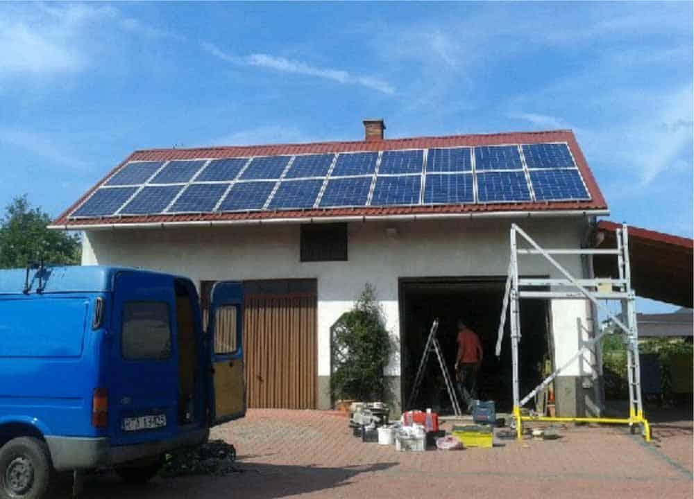 elektrownie słoneczne dla domu